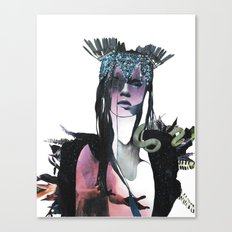 Strange Sister II Canvas Print