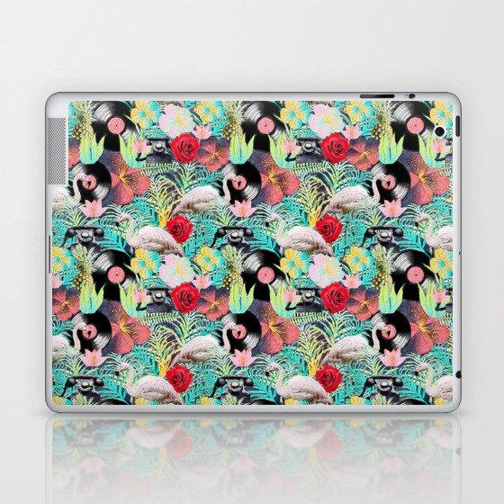 rockabilly mix Laptop & iPad Skin