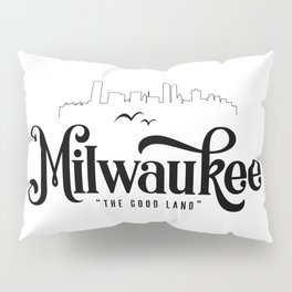 Milwaukee Pillow Sham