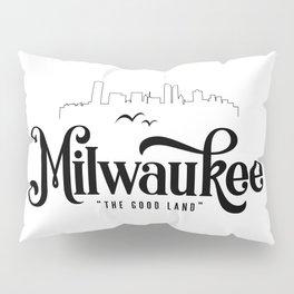 Milwaukee Pillow Sham