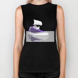 mary celeste shoe Biker Tank