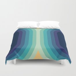 Retro Smooth 001 Duvet Cover