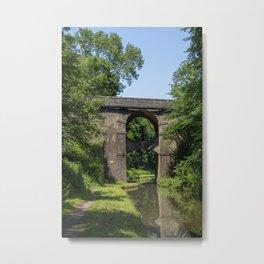 High Bridge 39 Metal Print