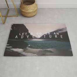 let's go on an adventure. Rug