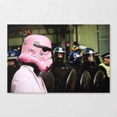 Empire vs. Empire Canvas Print