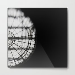 half moon Metal Print