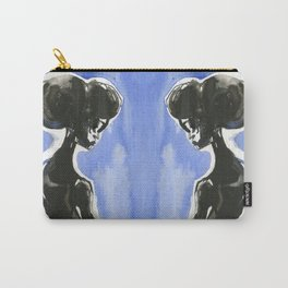 Woman Nanquim Carry-All Pouch