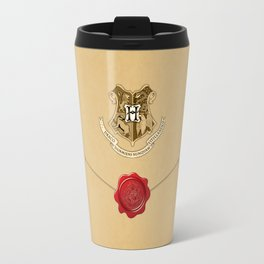 Hogwarts Envelope Travel Mug
