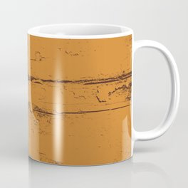 Trigger - Acoustic Guitar - Willie Nelson Coffee Mug