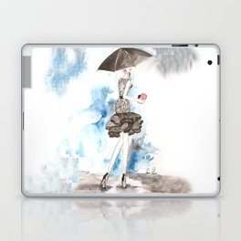 Rainy Laptop & iPad Skin