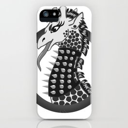 Gira - goth iPhone Case