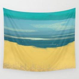 summer beach Wall Tapestry
