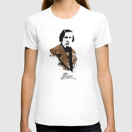 Frederic Chopin - Polish Composer, Pianist T-shirt