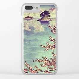 Watching Kukuyediyo Clear iPhone Case