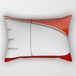Vette Stripe Rectangular Pillow