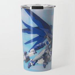 Gundam Astray Raven Travel Mug