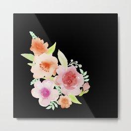 Spanish flowers Metal Print