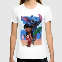 lilo and stitch T-shirts featuring Lilo & Stitch by Archiri Usagi