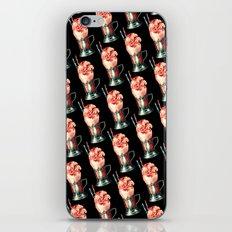 Strawberry Milkshake Pattern iPhone & iPod Skin