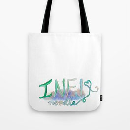 INFJ Noodle Tote Bag