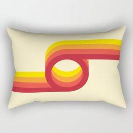 Funkadelic Twist Rectangular Pillow