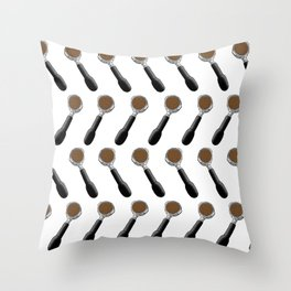 I'd Tamp That! Throw Pillow