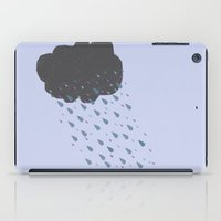 cloud iPad Cases featuring Cloud by BlackBlizzard