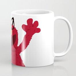 Hipster Elmo Coffee Mug