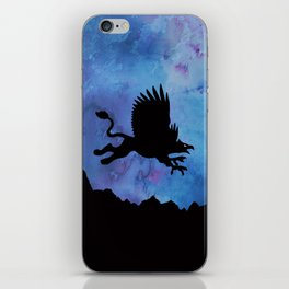 Gryphon iPhone Skin