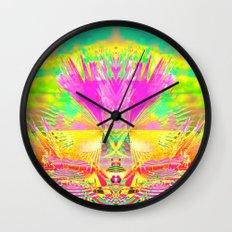 Sunstroke Wall Clock