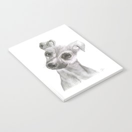 Chihuahua Dog Notebook