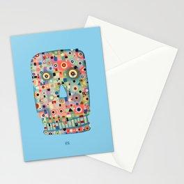 My Skull Stationery Cards