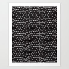 5050 No.10 Art Print