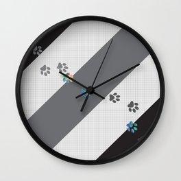 Wanderings of a Pet Wall Clock