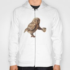 Omar Owl - Critters and Cups Hoody