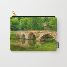 Kirkham Bridge - River Derwent  Carry-All Pouch