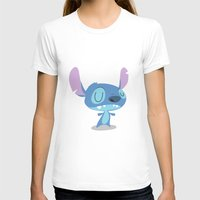 lilo and stitch T-shirts featuring Stitch by Rod Perich