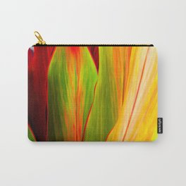 Ti Leaf Series #1 Carry-All Pouch