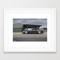 honda Framed Art Prints featuring Honda S2000 by 1013MM