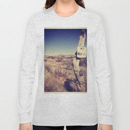 no hunting Long Sleeve T-shirt