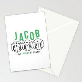 Jacob Chance Stationery Cards