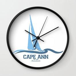Cape Ann Wall Clock