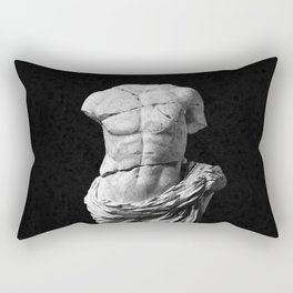 Greek God  Rectangular Pillow