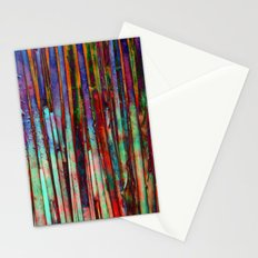 Colored Bamboo 2 Stationery Cards