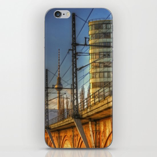 4 towers Berlin iPhone & iPod Skin