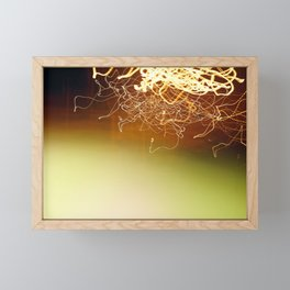 Event 6 Framed Mini Art Print