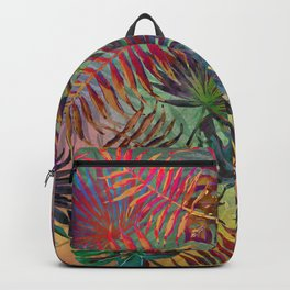 My Tropical Garden 22 Backpack
