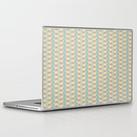 pixel Laptop & iPad Skins featuring Pixel  by Colocolo Design | www.colocolodesign.de