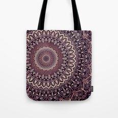 MARSALA MANDALA Tote Bag