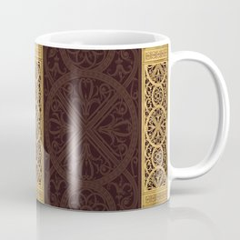 Golden Ornement Coffee Mug